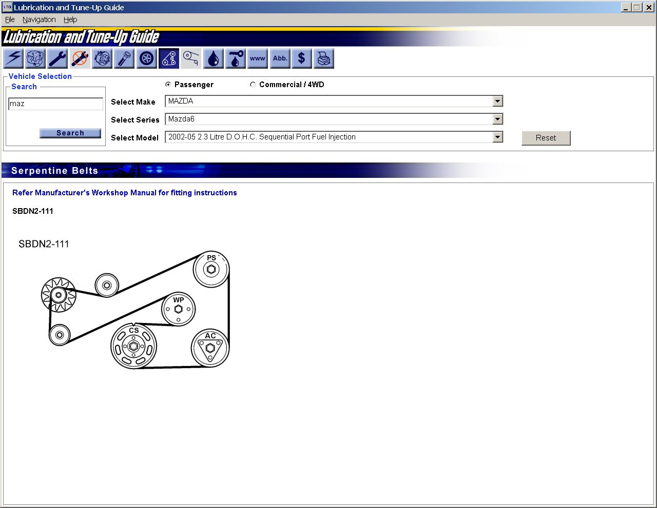 lube and tune up cd rh lubeandtune com au WD-40 Lubrication Guide Automotive Lubrication Guide